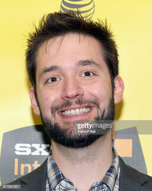 Entrepreneur Alexis Ohanian attends 'Be Awesome Without Their Permission' during the 2014 SXSW Music Film Interactive Festivalat Austin Convention...