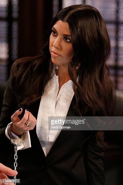 Entrepreneur and Reality TV star Kourtney Kardashian will make her acting debut when she appears on Walt Disney Television via Getty Images Daytime's...