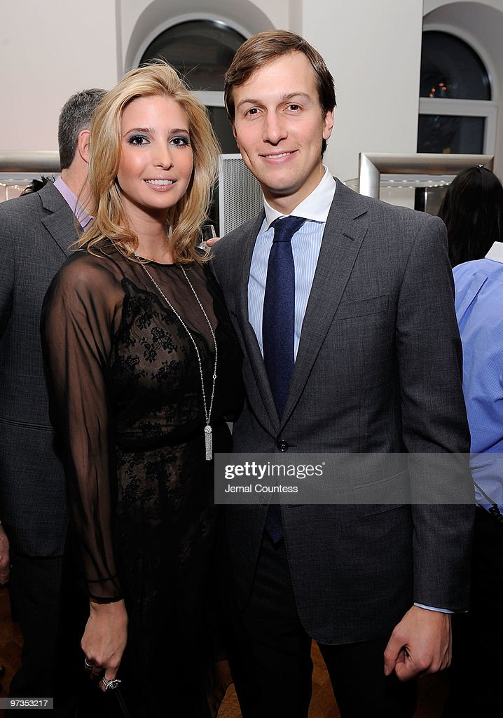 Ivanka Trump Fine Jewelry Collection Launch Benefitting The United