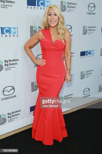 Entrepreneur and Television Personality Lori Greiner attends Big Brothers Big Sisters Of Greater Los Angeles Big Bash Gala arrivals at The Beverly...
