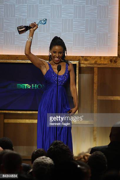 Entrepreneur B Smith 2009 BET Honors Recipient attends the 2nd Annual BET Honors at the Warner Theatre on January 17 2009 in Washington DC
