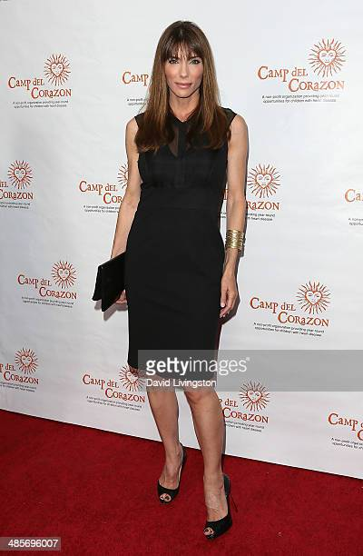Entrepreneur Jennifer Flavin attends Camp del Corazon's 11th Annual Gala del Sol at the Ray Dolby Ballroom at Hollywood Highland Center on April 19...