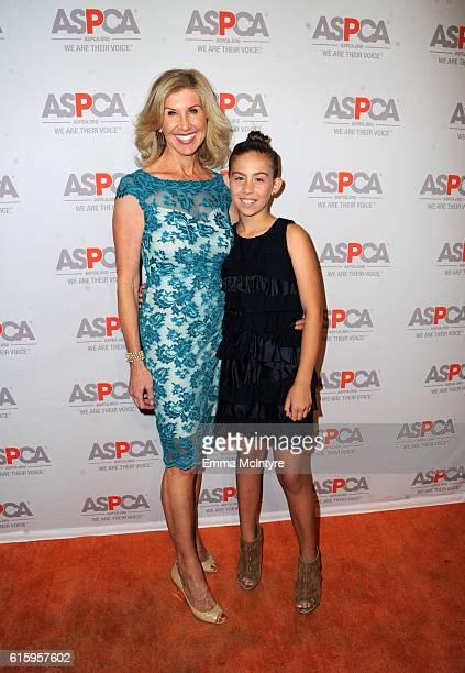 Entrepreneur Kevyn Wynn and Zoe Wynn attend ASPCA's Los Angeles Benefit on October 20 2016 in Bel Air California