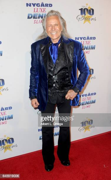 Entrepreneur Peter Nygard arrives for the Norby Walters' 27th Annual Night Of 100 Stars Black Tie Dinner Viewing Gala held at The Beverly Hilton...