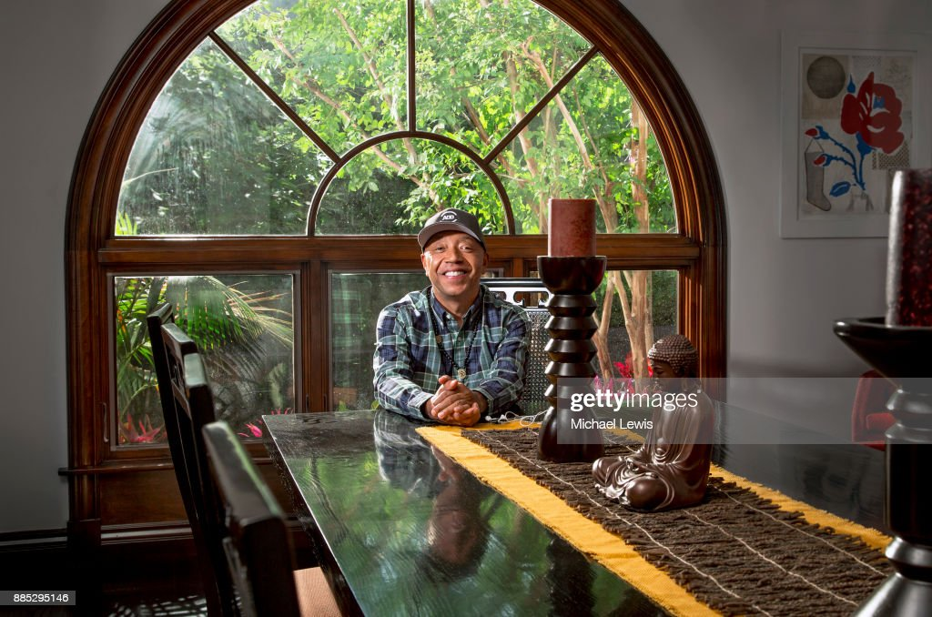 Entrepreneur, producer, and author Russell Simmons is photographed for Variety on July 13, 2016 at home in Beverly Hills, California. PUBLISHED