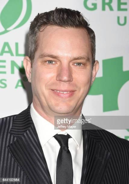 Entrepreneur Sean Krejci arrives at the 14th Annual Global Green PreOscar Gala at TAO Hollywood on February 22 2017 in Los Angeles California