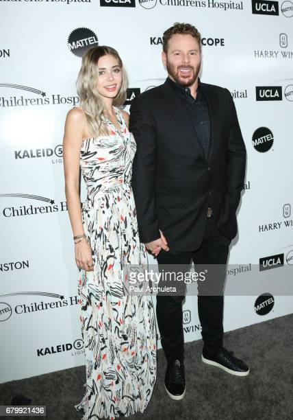 Entrepreneur Sean Parker and Alexandra Parker attend the UCLA Mattel Children's Hospital's Kaleidoscope 5 at 3LABS on May 6 2017 in Culver City...