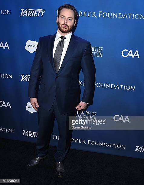 Entrepreneur Sean Parker arrives at the 5th Annual Sean Penn Friends HELP HAITI HOME Gala Benefiting J/P Haitian Relief Organization at Montage Hotel...