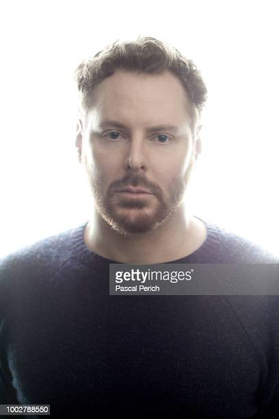 Entrepreneur Sean Parker is photographed for the Financial Times Weath on March 15 2016 at home in New York City