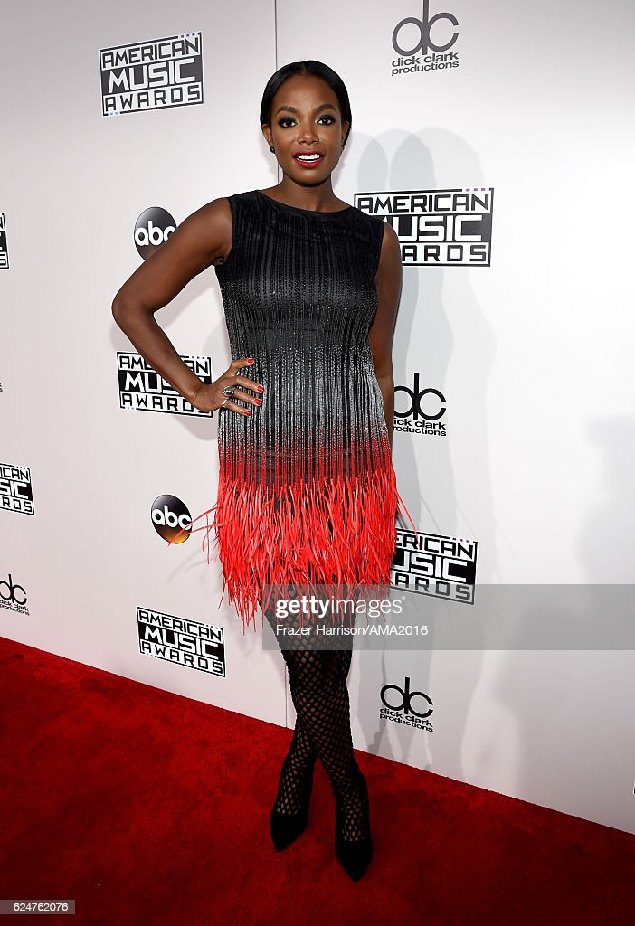 Entrepreneur Tai Beauchamp attends the 2016 American Music Awards at Microsoft Theater on November 20, 2016 in Los Angeles, California.