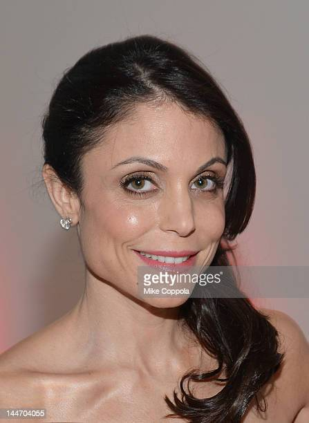 Entrepreneur/television personality Bethenny Frankel poses for a picture at Skinnygirl Cocktails Rock The House Party at Drive In Studios on May 17...