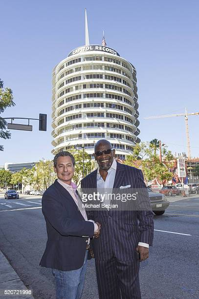 Entrepreur Philanthropist and Author of the New York Times bestseller The Pursuit of Happyness A Memoir Chris Gardner and Cofounder of Brand...