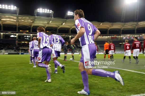 Entrer de Toulouse Toulouse FC / Sparta de Prague Coupe de l UEFA