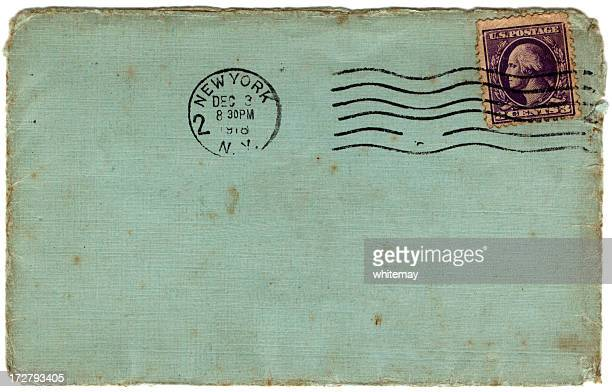 USA envelope 1918