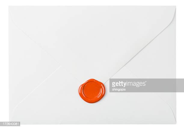 Envelope and seal