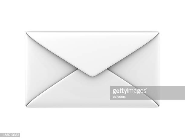 3d envelope - e mail inbox stock pictures, royalty-free photos & images