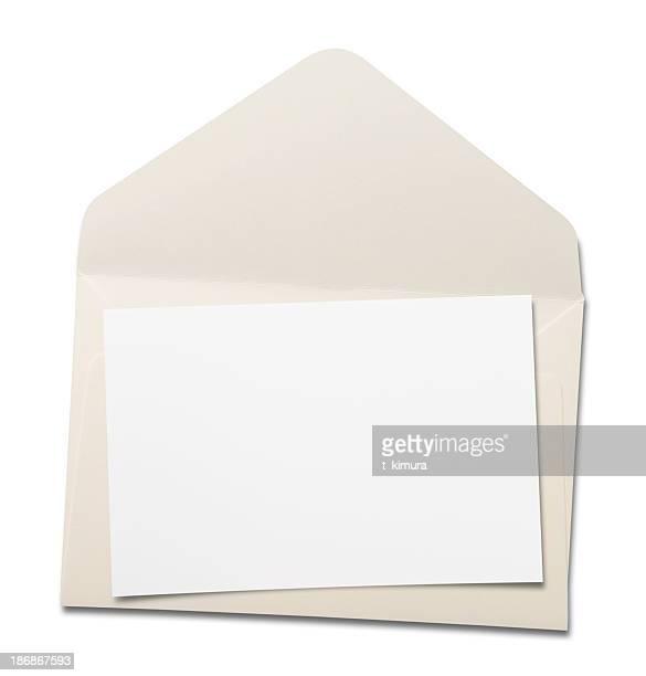 envelope - cartão de presente - fotografias e filmes do acervo