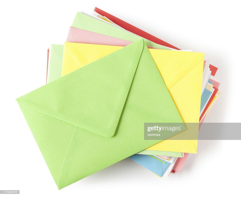 Envelopes : Stock Photo