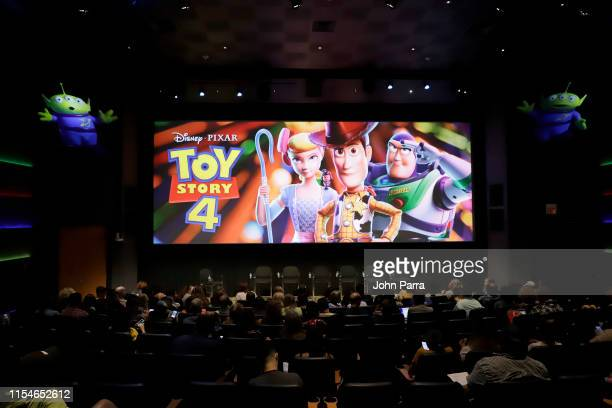 Environment as seen at the Global Press Junket for Pixar's TOY STORY 4 at Disney's Hollywood Studios on June 08 2019 in Orlando Florida