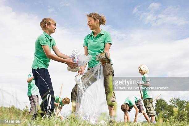 Environmental fieldtrip