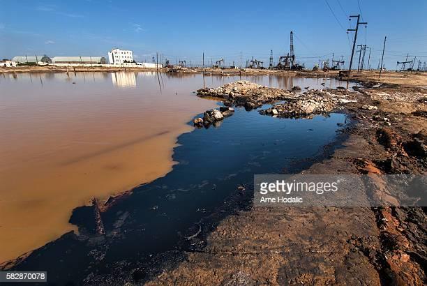 environmental issue in Baku