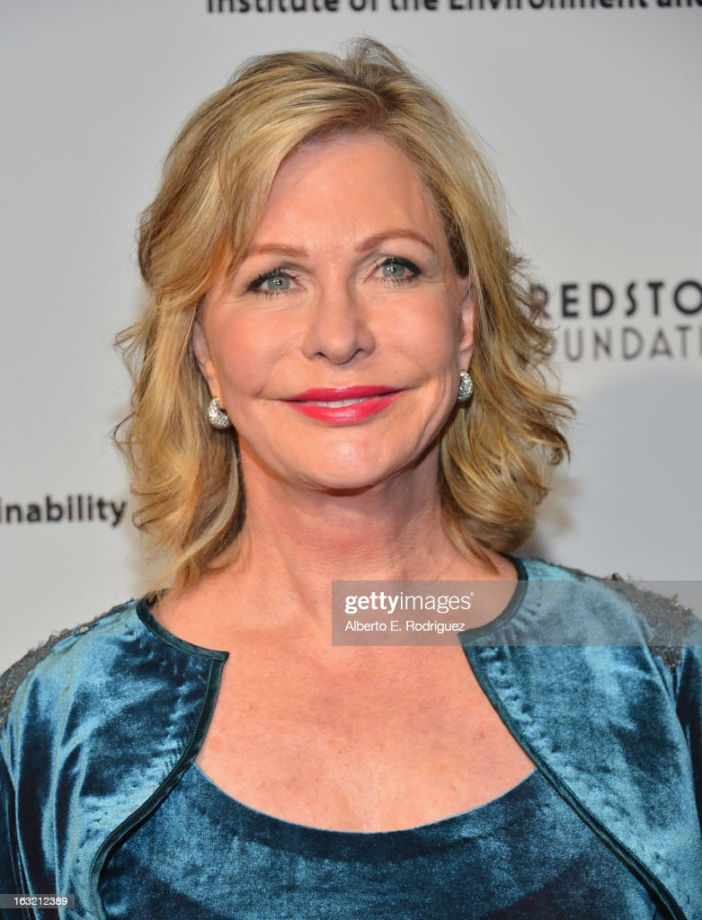 Environmental Media Association c0-founder Lyn Lear attends the UCLA Institute Of The Environment And Sustainability's 2nd Annual Evening Of Environmental Excellence on March 5, 2013 in Beverly Hills, California.