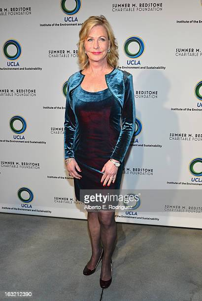 Environmental Media Association c0founder Lyn Lear attends the UCLA Institute Of The Environment And Sustainability's 2nd Annual Evening Of...
