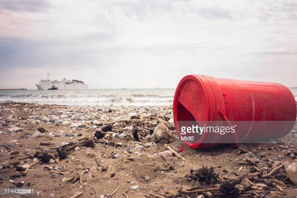 environmental pollution - ugly turkey stock photos and pictures