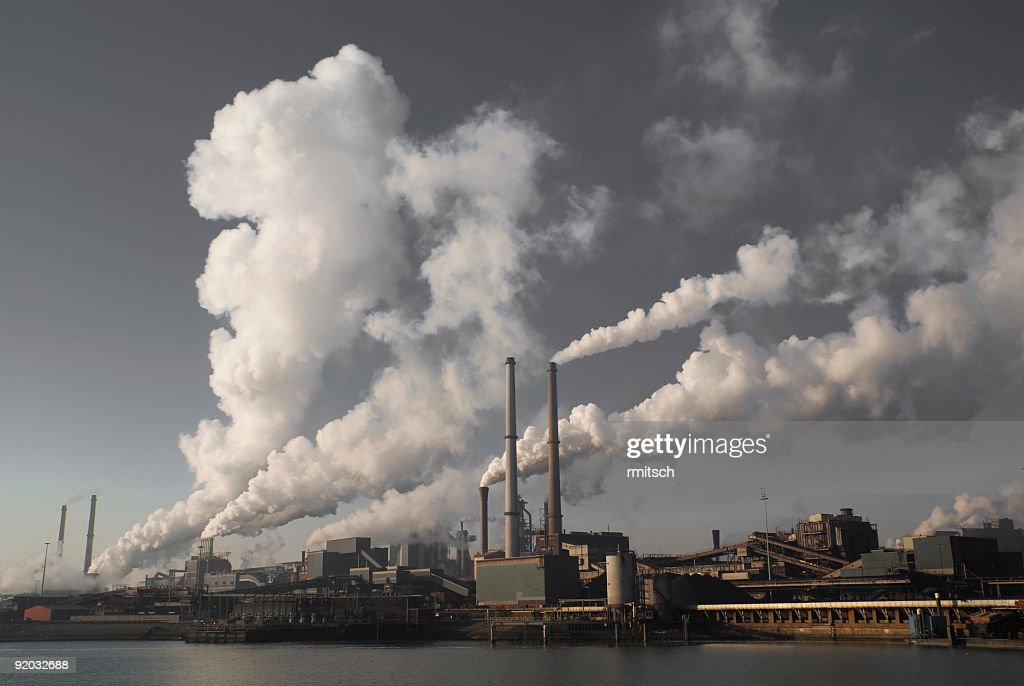 Environmental Problem : Stock Photo