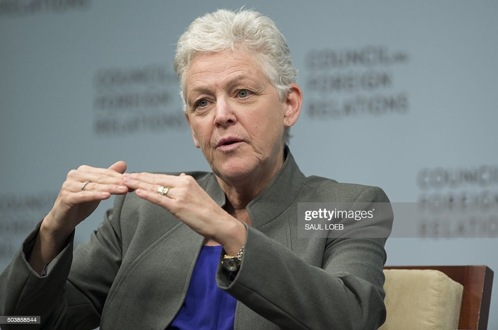US-POLITICS-EPA : News Photo