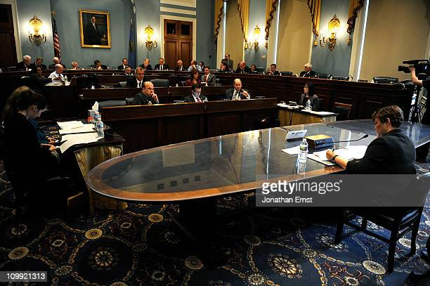 S Environmental Protection Agency Administrator Lisa Jackson testifies about the impact of EPA regulation on agriculture during a hearing of the...