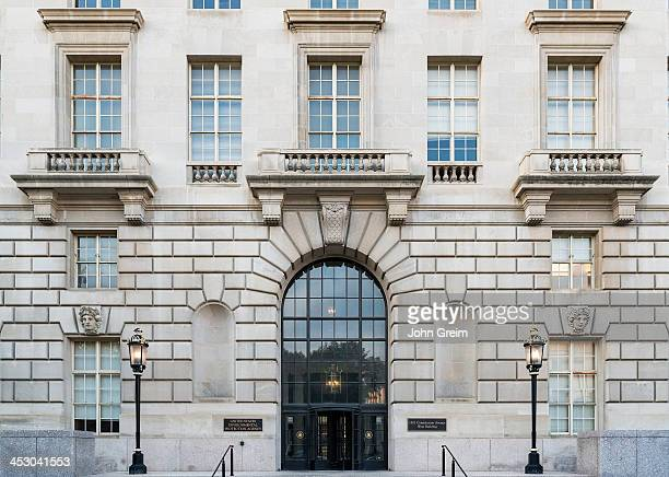 Environmental Protection Agency headquarters building