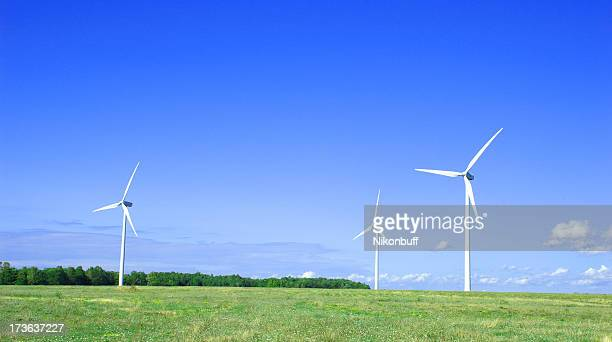 Environmental Wind  Generated Power