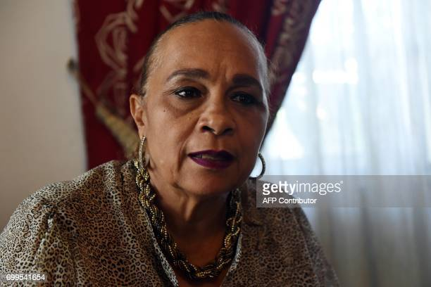 Environmentalist and right activist Annkio Briggs speaks about environmental degradation of the Niger river delta region and the cleanup of oil...