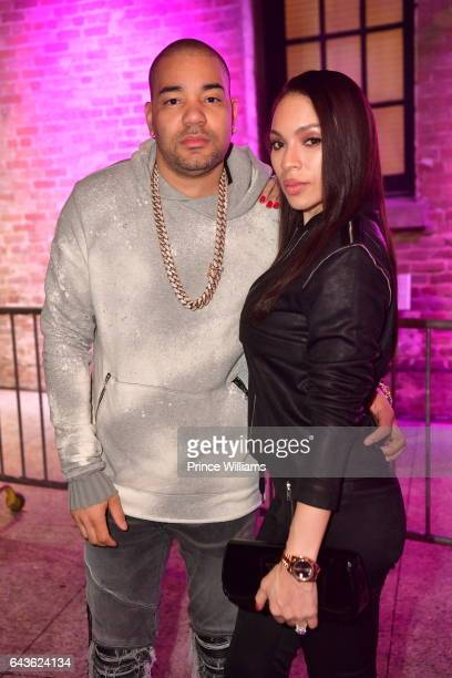 Envy and Gia Casey attend The Rich and Famous All Star Weekend Grand Finale at The Metropolitan on February 20 2017 in New Orleans Louisiana