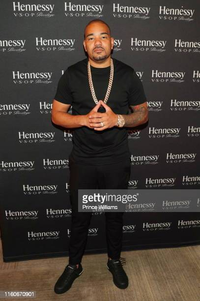 Envy attends A toast Honoring Larry Morrow at Emeril's Delmonico on July 5 2019 in New Orleans Louisiana