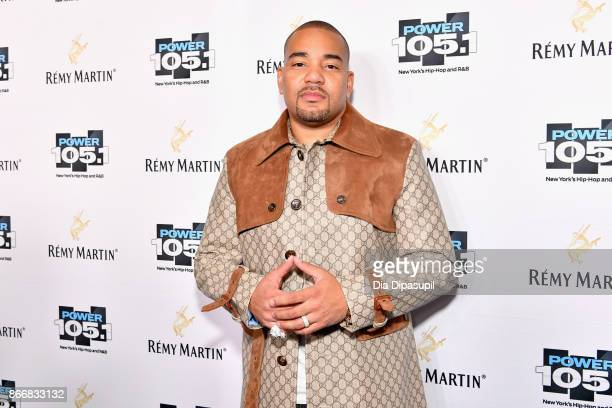 Envy attends Power 1051's Powerhouse 2017 at the Barclays Center on October 26 2017 in Brooklyn New York City City