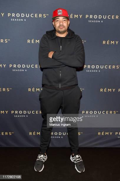 Envy attends 'Rémy Martin GrammyAward Winning Producer Jermaine Dupri Host The Finale Of Rémy Producers' at Gold Room on September 28 2019 in Atlanta...