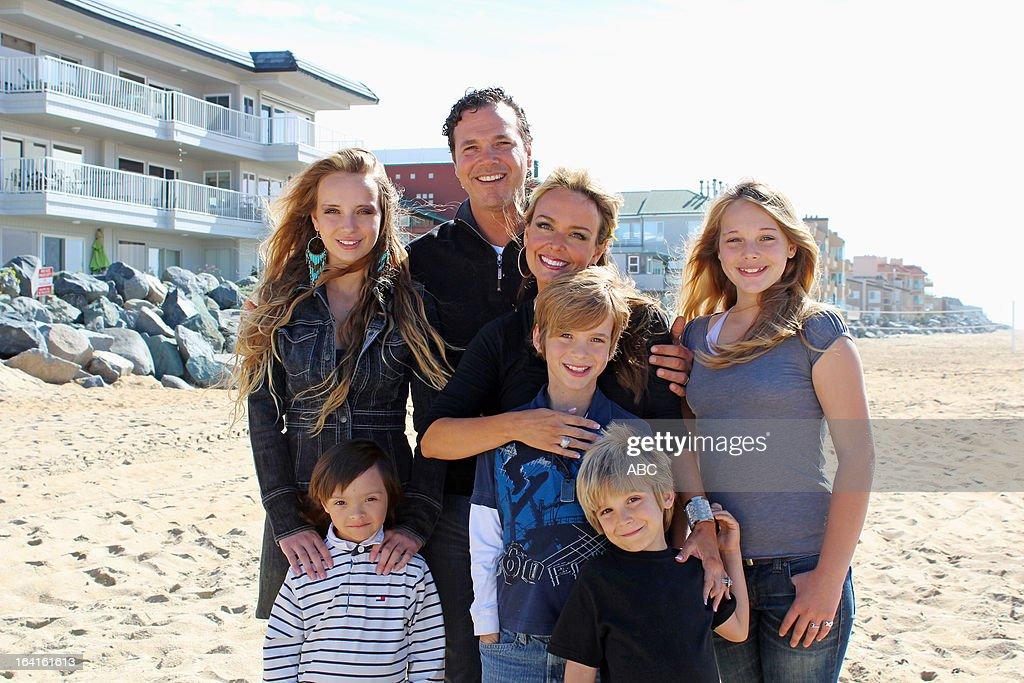 "ABC's ""Wife Swap"" - Season Seven : News Photo"