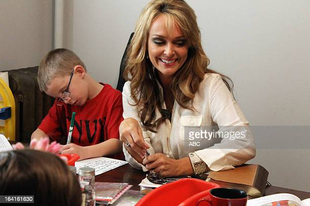 SWAP Envy/Loudon Political pundit and Tea Party activist Gina Loudon trades lives with a mom in a polyamorous relationship on Wife Swap THURSDAY...
