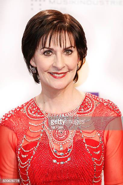 Enya attends the Echo Award 2016 on April 07 2016 in Berlin Germany