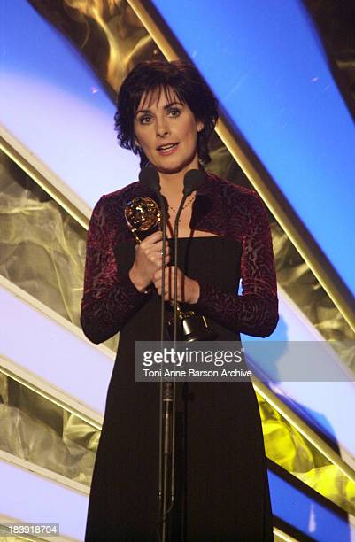 Enya Best Selling Irish Artist during World Music Awards 2002 Show at Monte Carlo Sporting Club in MonteCarlo Monaco