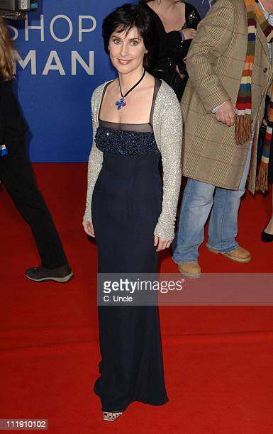 Enya during 2006 World Music Awards Inside Arrivals at Earls Court in London Great Britain
