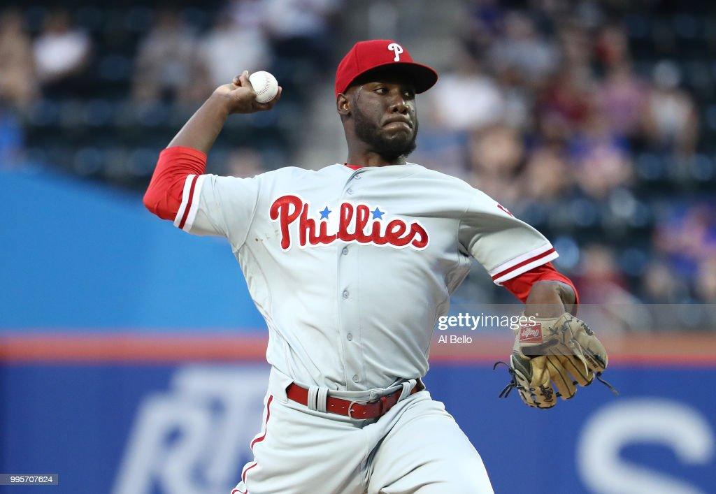 Philadelphia Phillies v New York Mets : News Photo
