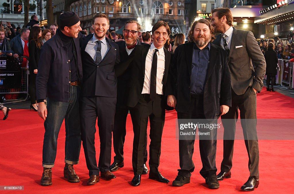 'Free Fire' - Closing Night Gala - 60th BFI London Film Festival - VIP Arrivals