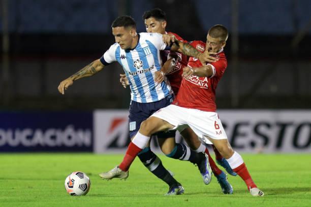 URY: Rentistas v Racing Club - Copa CONMEBOL Libertadores 2021