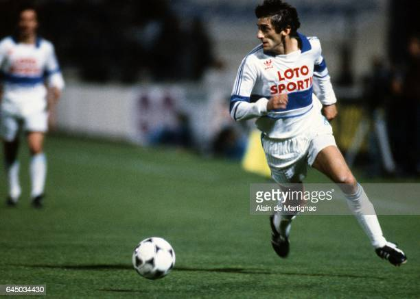 Enzo FRANCESCOLI Marseille / Nimes Division 1 Photo Alain De Martignac / Icon Sport