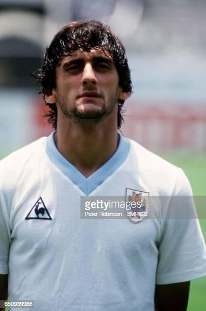 Enzo Francescoli Uruguay