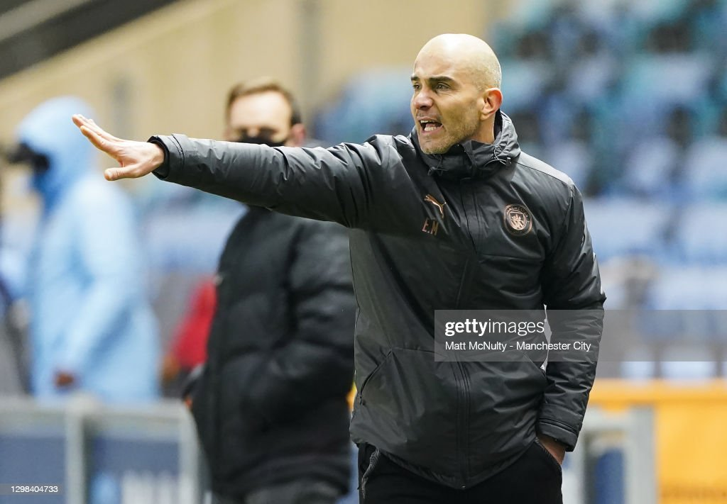 Manchester City EDS v Blackburn Rovers: Premier League 2 : News Photo