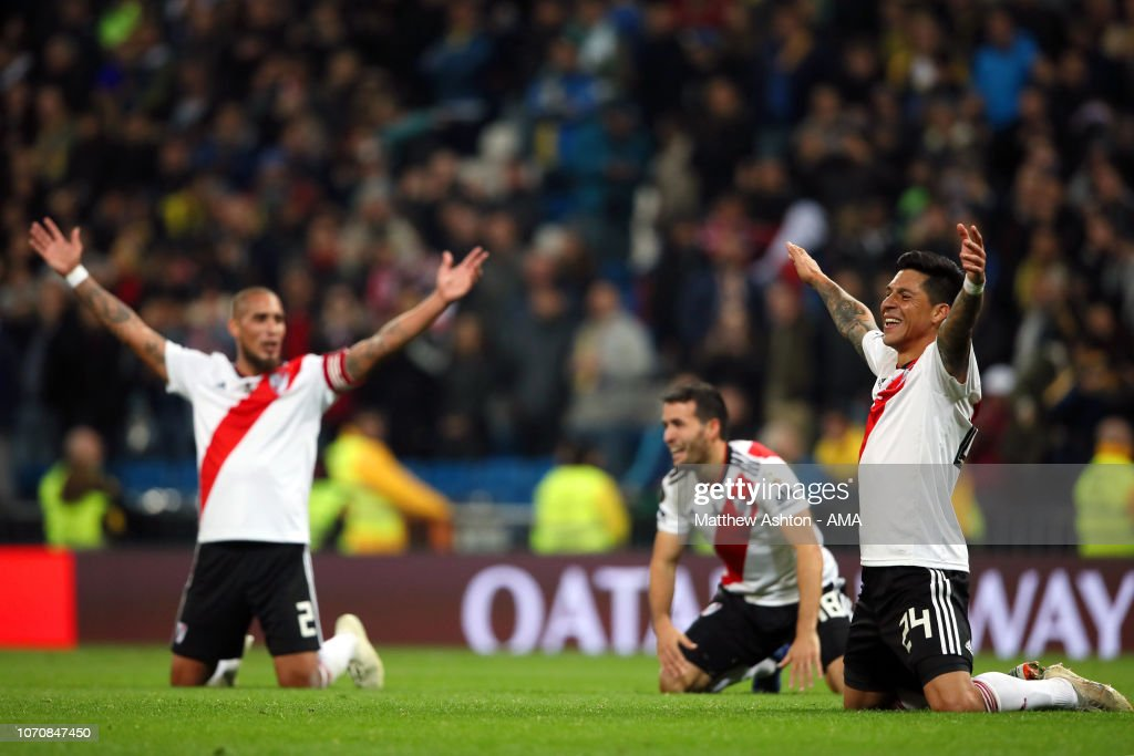 River Plate v Boca Juniors - Copa CONMEBOL Libertadores 2018 : News Photo